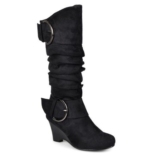 Journee Collection Irene Tall Boots - Women