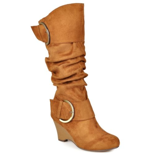 Journee Collection Irene Tall Boots - Women