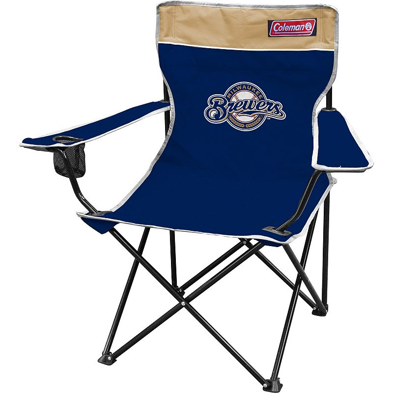 Coleman Milwaukee Brewers Portable Folding Chair