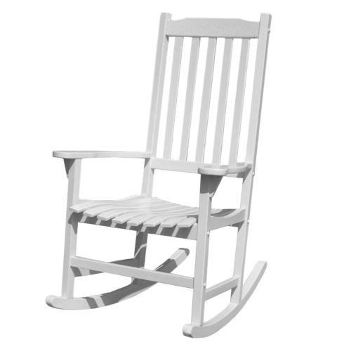 Merry Products Traditional Rocking Chair - Outdoor