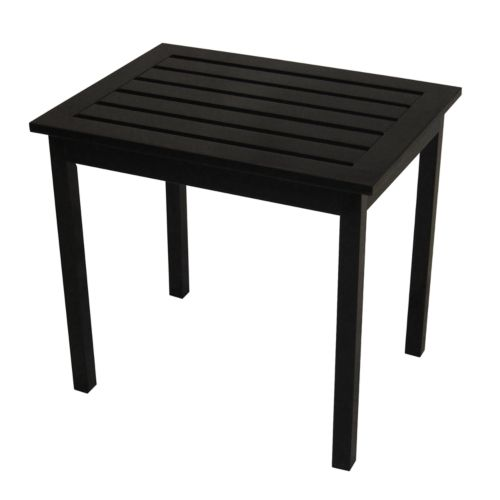 Rectangular Patio Side Table