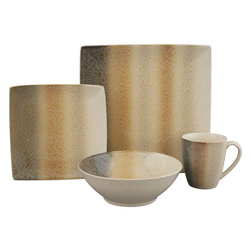 Sango Nouveau Sands 16-pc. Dinnerware Set