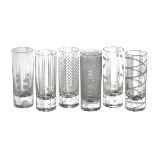 Mikasa Cheers 6-pc. Shot Glass Set