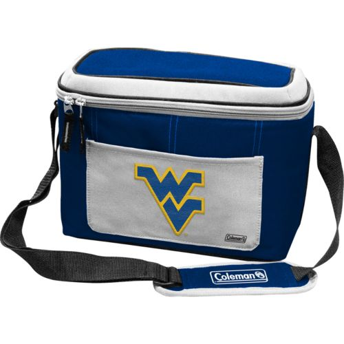 Coleman West Virginia Moutaineers 12-Can Soft-Side Cooler