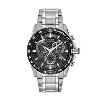 Citizen Eco-Drive Perpetual Chrono A-T Titanium Watch - AT4010-50E