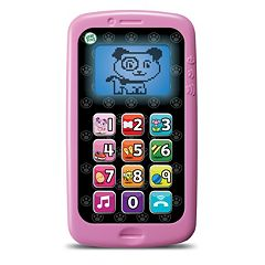 LeapFrog Chat & Count Smart Phone Violet by