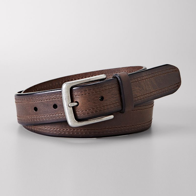 Relic Swenson Leather Belt