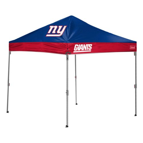 Coleman New York Giants Straight Leg Shelter