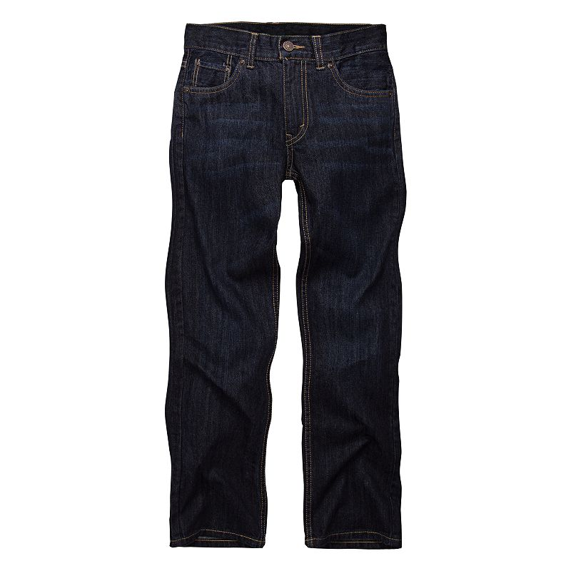 Boys 8-20 Levi's 505 Regular-Fit Straight-Leg Jeans