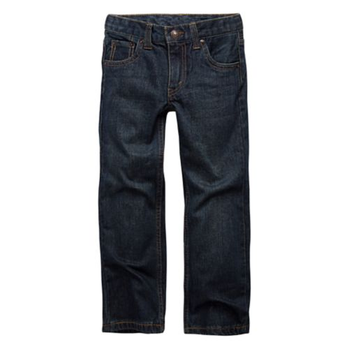 Boys 8-20 Levi's 505 Regular-Fit Straight-Leg Jeans