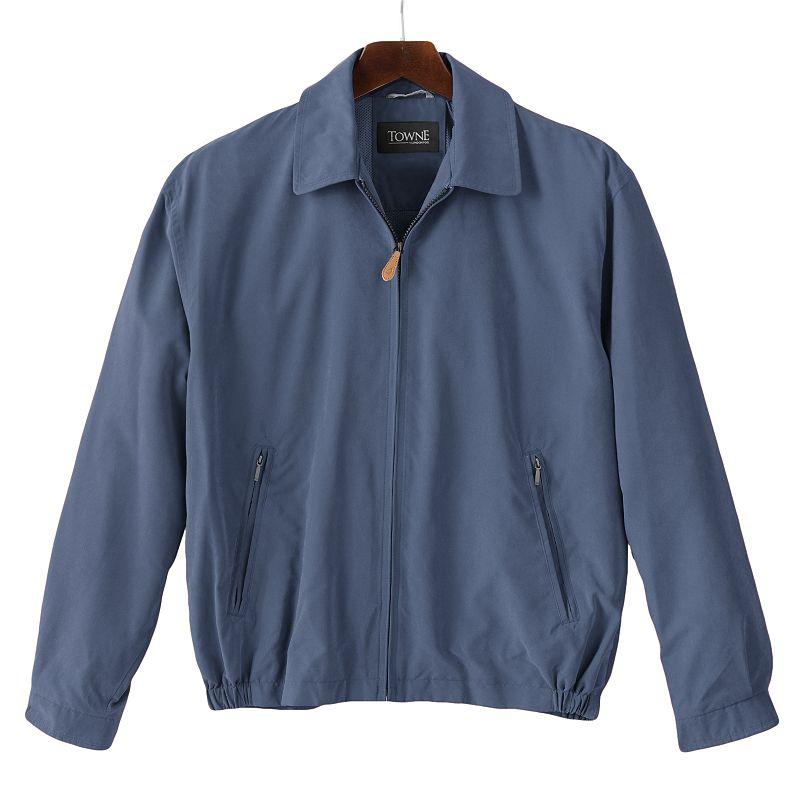 Men's Towne by London Fog Microfiber Golf Jacket