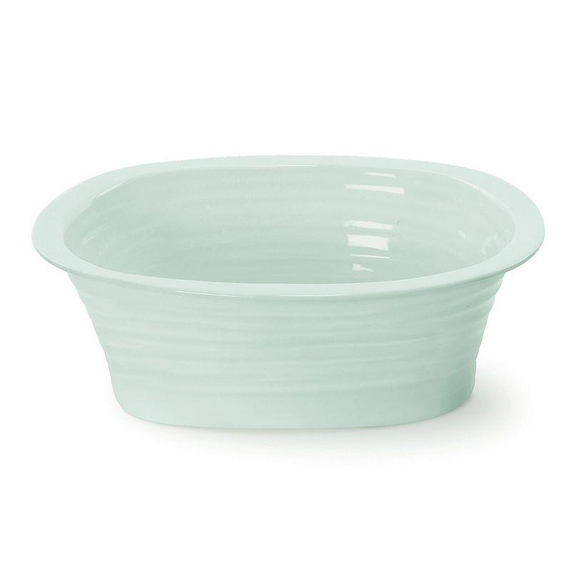 Portmeirion Sophie Conran 7 3/4-in. Celadon Pie Dish