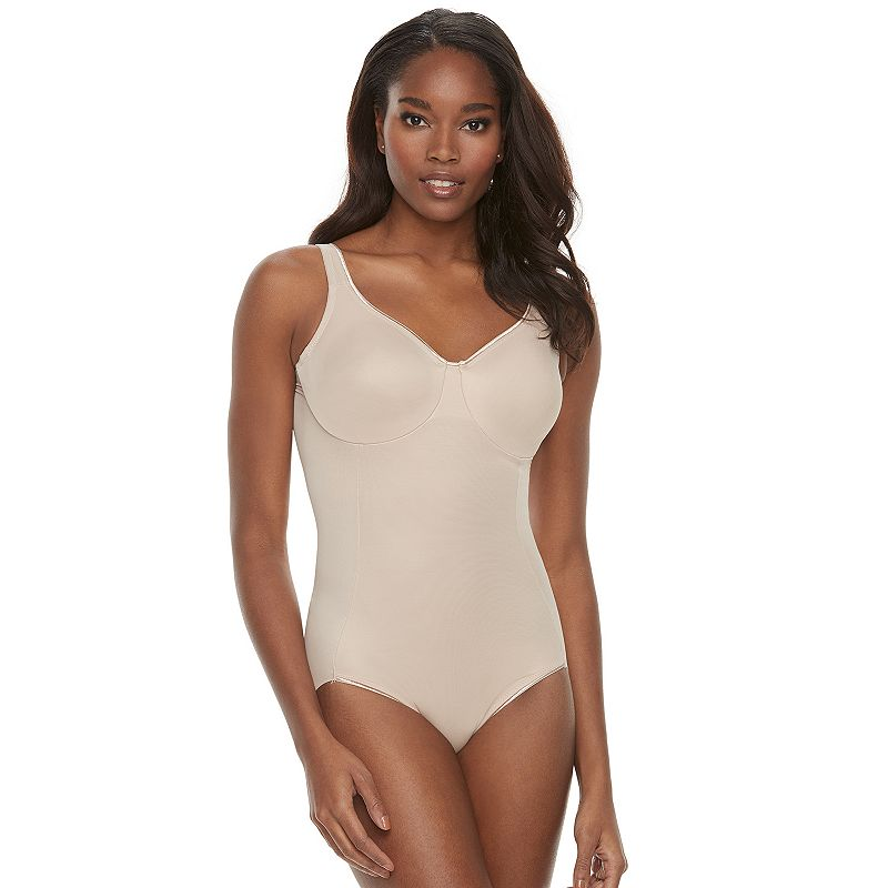 Naomi & Nicole Comfortable Firm Body Briefer 772