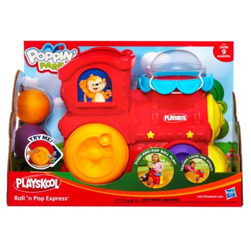 Playskool Poppin' Park Roll n' Pop Express by Hasbro