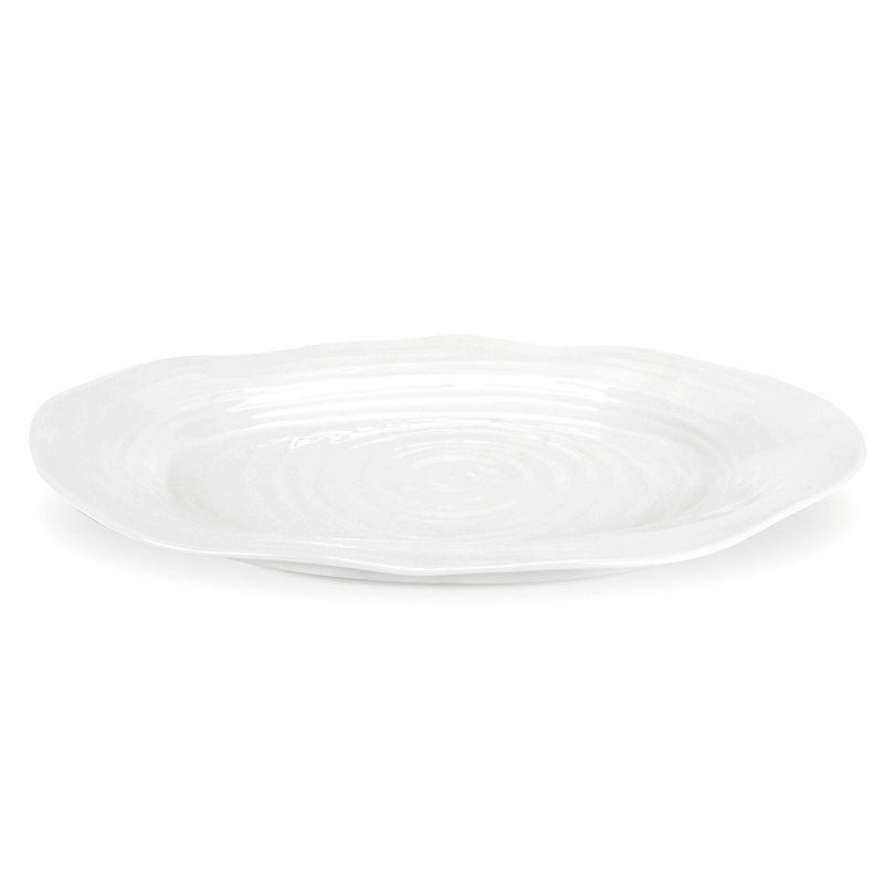 Portmeirion Sophie Conran White Large Oval Platter