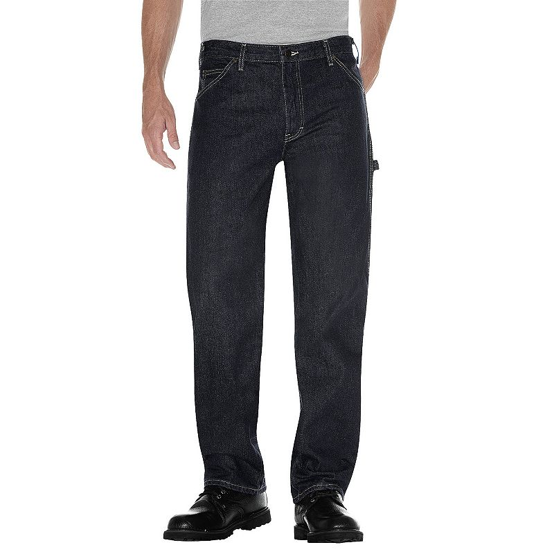 Big & Tall Dickies Relaxed-Fit Carpenter Jeans
