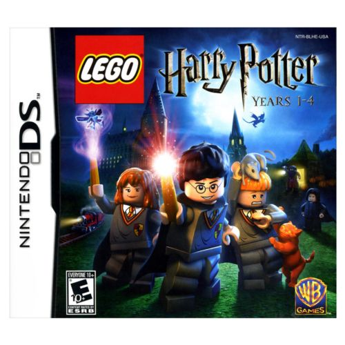 LEGO Harry Potter: Years 1-4 for Nintendo DS