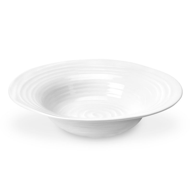 Portmeirion Sophie Conran White 2-pc. Bistro Bowl Set