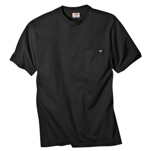 Big & Tall Dickies Solid Pocket Tee