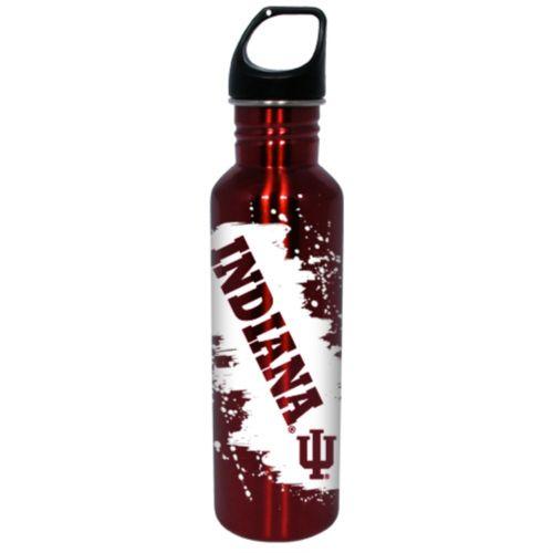 Indiana Hoosiers Stainless Steel Water Bottle