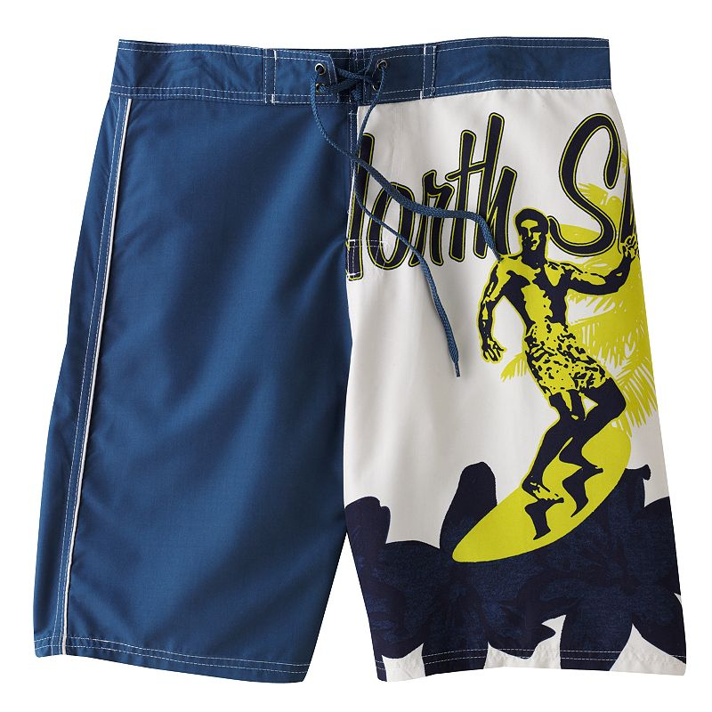 Men's Beach Rays North Shore E-Board Shorts