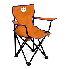 Clemson Tigers Portable Folding Chair Toddler by