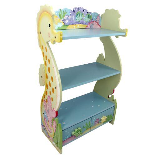 Teamson Kids Under the Sea Bookshelf