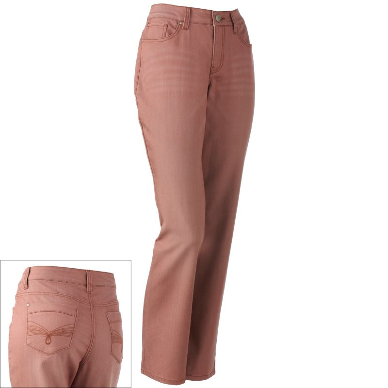 SONOMA Goods for Life™ Modern Fit Straight-Leg Pants