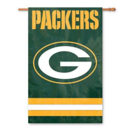 Green Bay Packers Two-Sided Flag