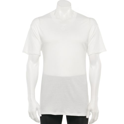 Croft & Barrow® 6-pk. V-Neck Tee - Men