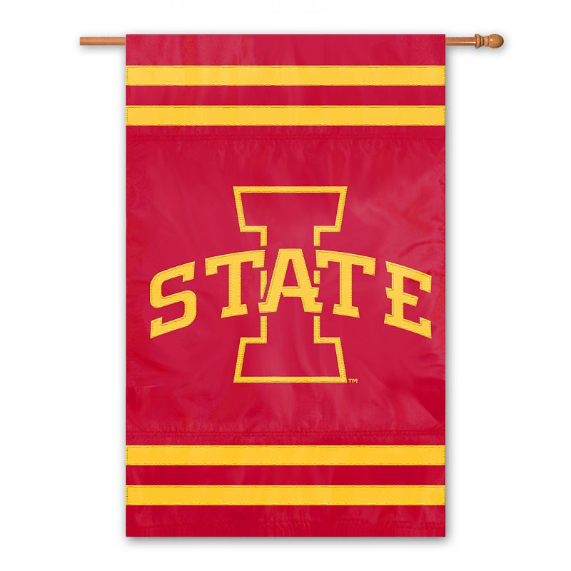 Iowa State Cyclones Banner Flag