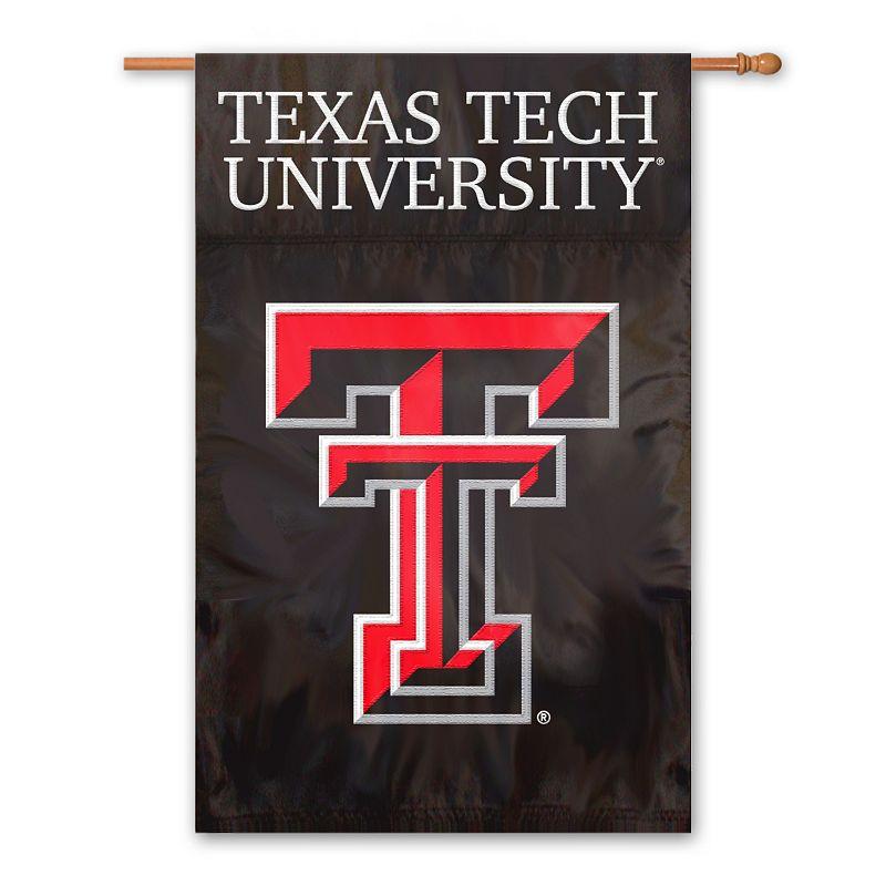 Texas Tech Red Raiders Banner Flag