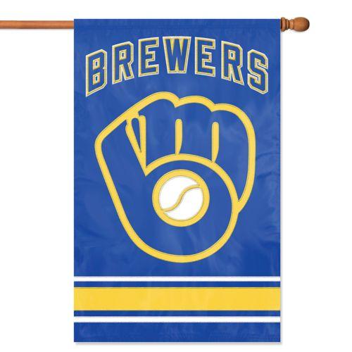 Milwaukee Brewers Banner Flag