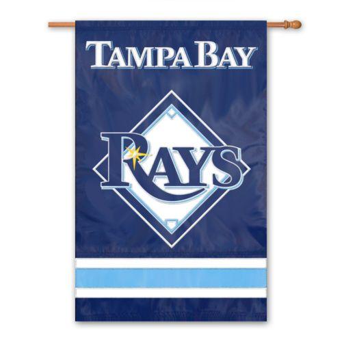 Tampa Bay Rays Banner Flag