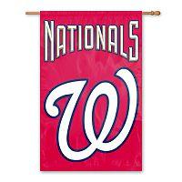 Washington Nationals Banner Flag