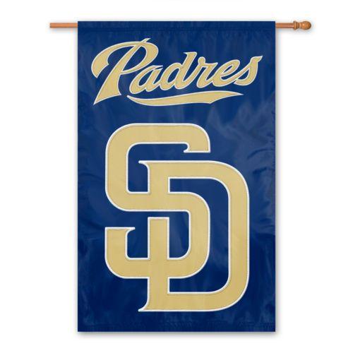 San Diego Padres Banner Flag
