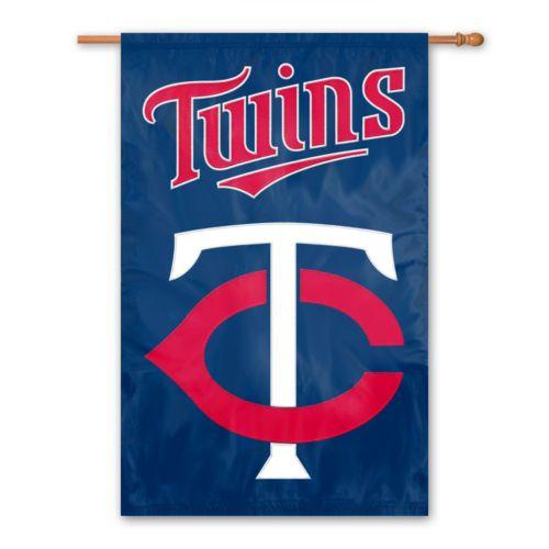 Minnesota Twins Banner Flag