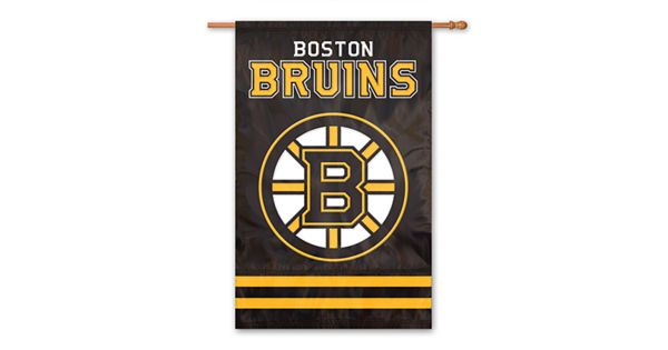 Boston Bruins Banner Flag