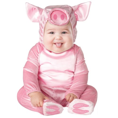 Lil Piggy Costume - Baby/Toddler