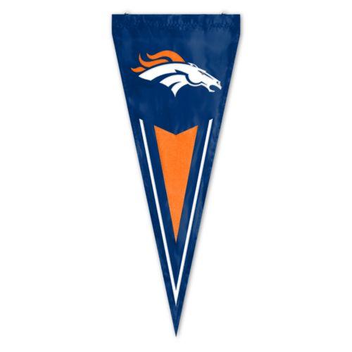 Denver Broncos Yard Pennant