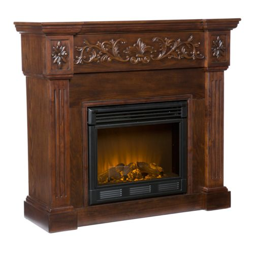 Calvert Electric Fireplace
