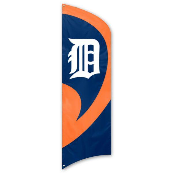 Detroit Tigers Tall Team Flag
