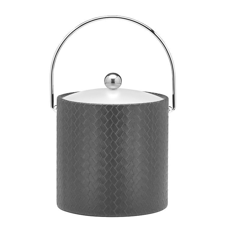 San Remo 3-qt. Ice Bucket with White Lid