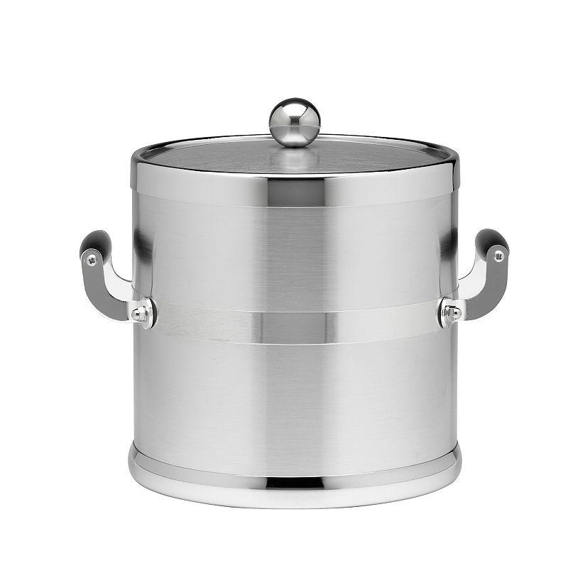 Metal 3-qt. Ice Bucket