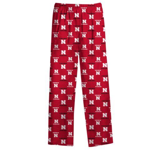 Boys 4-7 Nebraska Cornhuskers Lounge Pants