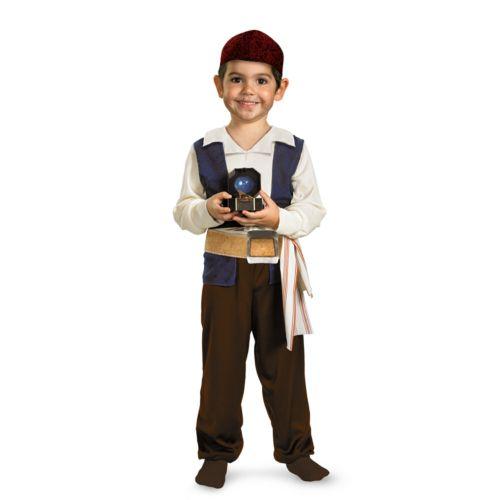 Disney Pirates of the Caribbean 4: On Stranger Tides Jack Sparrow Costume - Infant/Toddler