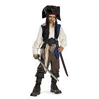 Disney Pirates of the Caribbean 4: On Stranger Tides Captain Jack Sparrow Costume - Kids'
