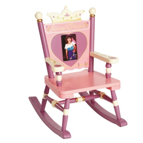 Levels of Discovery Princess Mini Rocking Chair
