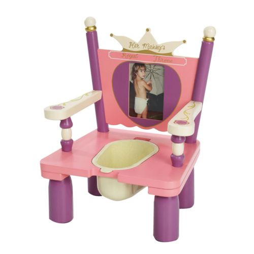 Levels of Discovery Her Majesty's Throne Potty Chair