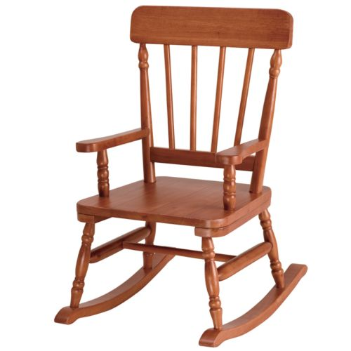 Levels of Discovery Simply Classic Rocking Chair